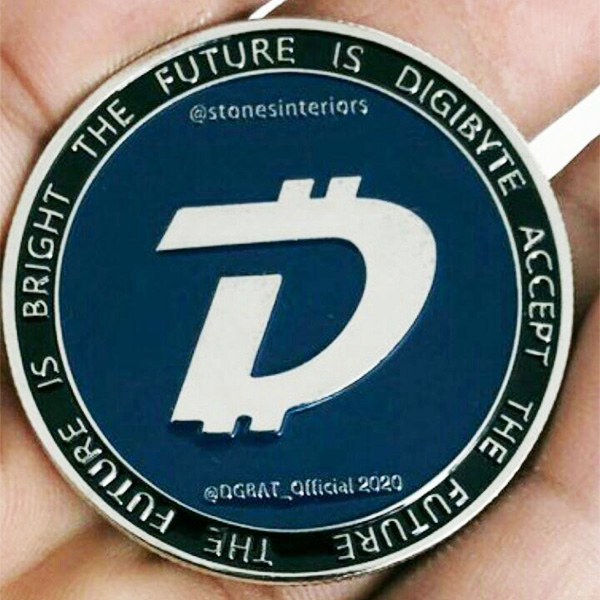 DGBAT 2020 Official DigiByte Collectors Coin