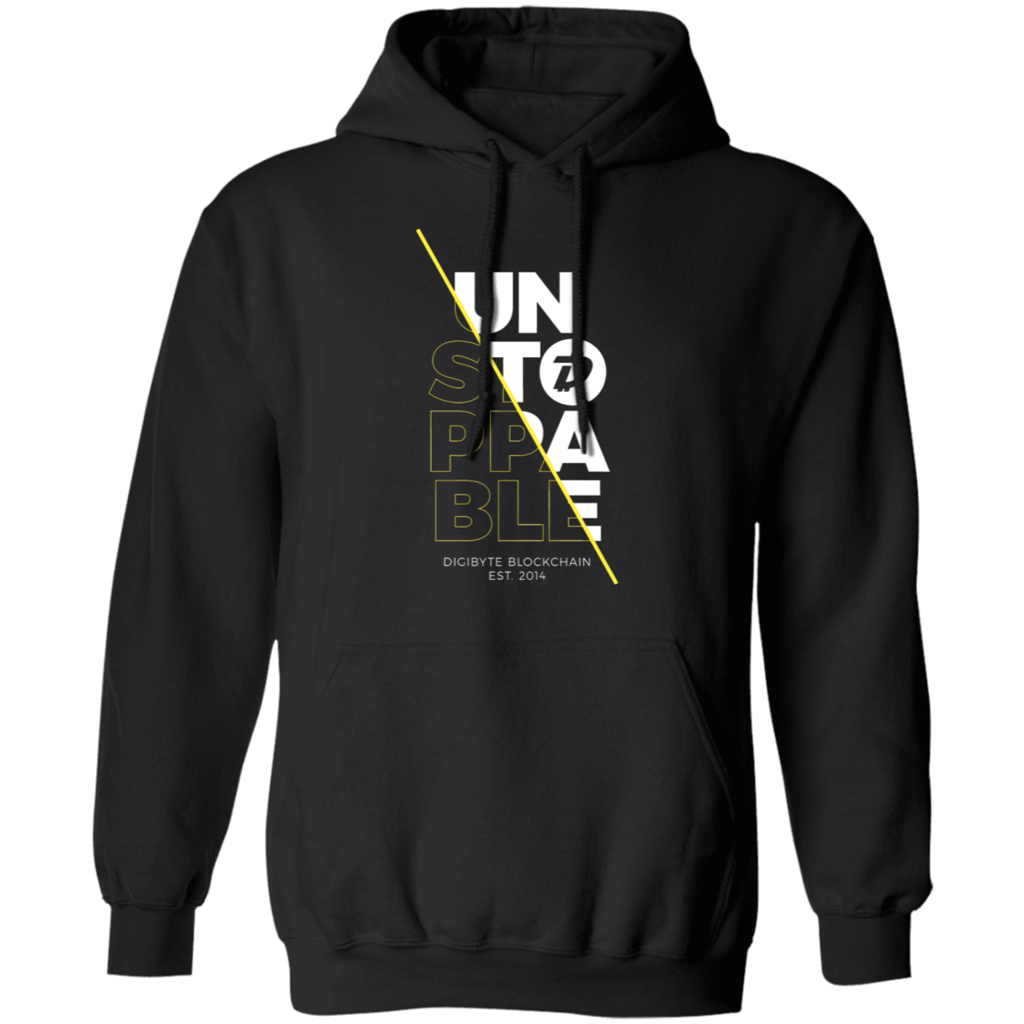 DGB Unstoppable (Mix) – Pullover Hoodie