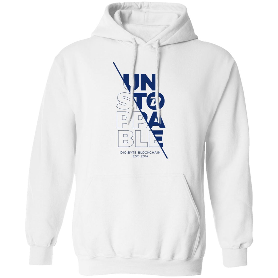 DGB Unstoppable (Light) – Pullover Hoodie